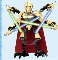 Wholesale 2015 new Limited Edition Star War Prince of the Devils Robot Minifigure Building Block Toys Action Figure Compatible