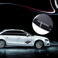 Wholesale Universal Car Stickers Car decorative Air Flow Intake Scoop Turbo Bonnet Vent Cover hood decorate New Hot Selling