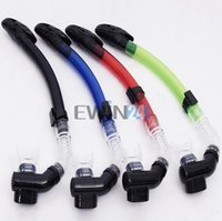 Wholesale Scuba Diving Snorkeling Full Dry Snorkel Breathing Tube Swimming Diving Tools New and Hot Selling