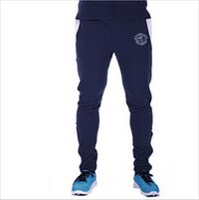 Wholesale New Fashion Men s GASP GOLDS Sports Gym Pants Elastic cotton Male Fitness Workout Pants Sweatpants Trousers Jogger Pants hight quality free
