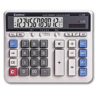 calculator - Comix Ka Calculator Digits Size mm Weight g Color White One Package of One Pc