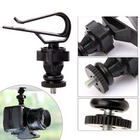 Wholesale Degree Rotation Car Mount Sun Visor Clip Holder for Recorder Camera DVR High Quality New