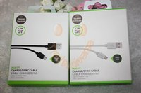 al por mayor cajas de cable gratis-Para Cable 1.2M 4FT USB cargador de la sincronización de datos por cable para la Venta Box Samsung + al por menor envío libre de DHL caliente