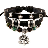 Cheap Pendant Best leather bracelet