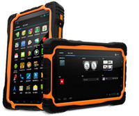 Wholesale T70 Waterproof Tablet PC Rugged phone IP67 inch MTK6589 Quad Core GHz x600P GB GB MP MP G WCDMA GPS Bluetooth Tablet