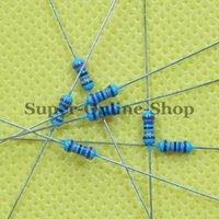 200pcs 56 Ohm Resistencia 56R Metal Film Resistor 0.25W 1% ROHS 1 / 4W +/- 1% (200pcs / lot) al por mayor cantidad elevada