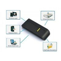 Wholesale Security USB Biometric Fingerprint Reader Password Lock For Laptop PC Computer order lt no track