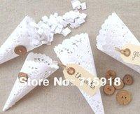 100% Cotton doilies - 7 quot INCH WHITE CAMBRIDGE PAPER LACE LACY DOILY DOILIES Can make Five Crafts paper doilies Diy doily cones