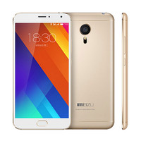 Wholesale Gold MEIZU MX5 MP Camera inch FHD G FDD LTE Helio X10 GHz Bit Octa Core Android Dual Nano Sim Card Smart Phone