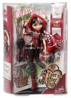 best quality tv brands - SINO BEST Original Ever After High Cerise Hood Dolls For Girls Genuine Brand Baby Toys Good Quality Birthday Gifts