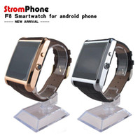 android download mobile - F8 intelligent mobile phone Bluetooth Watch Bracelet card smart watch download APK remote camera pedometer anti lost
