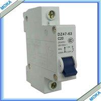ac circuit breakers - China Circuit Breaker Electronic Project or Home Use Mini AC Circuit Breaker P A Breaker