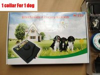Wholesale 5pcs dog waterproof Smart Pet dog underground Electronic dog Fence pet containment System