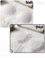 Cheap Invisible Wedding Breast Petal thickening Accrescent Breathable Silica Gel Underwear Bra pad Insert