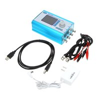 Wholesale Arbitrary Waveform Effective Signal Source MHz quot LCD Dual Channel DDS Function Signal Generator