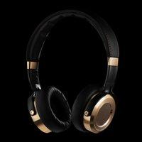 Wholesale Xiaomi Mi HiFi Headphone mm Phone stereo Earphone With Microphone Gold Black New Original Luxury Gift Packing Gaming Headset
