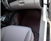 Wholesale nterior Accessories Floor Mats Best mat Special floor mats for Mitsubishi Pajero Sport seats waterproof carpets for Pajero Sport