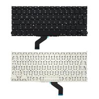 Wholesale Laptop German Keyboard without Backlit Replacement Parts for Apple Macbook Pro inch Retina A1425 Late Early A1425