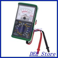 automotive current - mA A AC Current Resistance Meter Digital Automotive Multimeter
