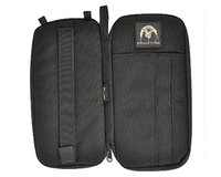 acu wallets - Phantom D Multi functional Zipper Pouch Cordura Wallet Key Bag Tactical Card Bag ACU Black Tan order lt no track