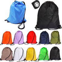 school clothes - 2015 kids clothes shoes Backpack Travel Bag School Drawstring Book Bag Sport Gym Swim PE Dance Shoe Backpack