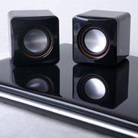 active machine - mini portable handset small stereo subwoofer computer small speakers sound small machine can be connected to the hand Computers Accessories