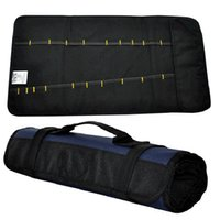 Wholesale Oxford Chisel Roll Rolling Repairing Tool Utility Bag Multifunctional With Carrying Handles Brand New