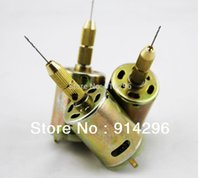 Wholesale DIY V DC small PCB mini motor drill Press circuit board Drilling four functions mm mm mm mm