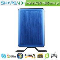 Wholesale China cheap mini pc z3735f embedded window os ram2gb ssd gb built in wifi bluetooth sharevdi K600