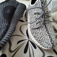 Cheap Kanye West Yeezy Boost Turtle Dove Grey Running Shoes Air Yeezy Boost 350 Pirate Black Sports Sneakers Shoes