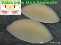 Wholesale Invisible Silicone Breast Enhancers Bra Insert Pad Beauty Products for Lady