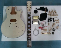 Wholesale New brand electric Lp guitar kit with all accessories The electric guitar do finished product suits the guitar