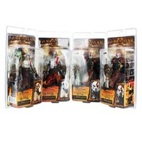 armor models - NECA God of War With or Without Armor PVC Action Figure Collection Model Toy