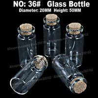 art glass etching - 20pcs x50mm glass bottle jars plastic acrylic cosmetic nail art box case portable storage container diy parts stones tools