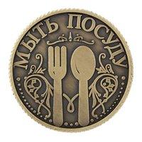 belarus coins - Unique Gift box coin Russia coin purse coin metal gift crafts quot Wash not wash quot Charm kazakhstan belarus vintage home decor