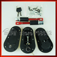 Wholesale SPECIAL OFFER SETS D1 Generation Plastic Plus Flush Kit Bonnet Hood Pin With Lock Key