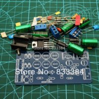 Wholesale NEW LJM P6 OP Preamplifier kit DIY with heatsink x1 High quality