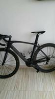 Wholesale 2015 top sale full carbon fiber completed bike BOB black s wor k full bike with shiman0 gropuset mm k carbon wheels