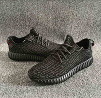 Cheap 1:1 Top Quality brand New Kanye West Yeezy 350 Boost men women Shoes Sneakers Moonrock 100% Original Pirate Black Turtle Dove yezzy boots