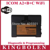 Wholesale 2015 Latest Version for BMW ICOM A2 B C Diagnostic Programming Tool WiFi ICOM A2 with Multi languages for BMW ICOM