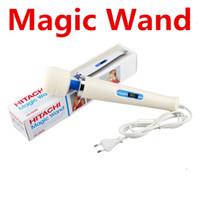 Hitachi Magic Wand Masajeador AV Vibrador Masajeador Personal Full Body Massager HV-250R 110-240 masajeador eléctrico Envío Gratis