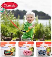 Wholesale High quality Children s Baby Walking Handle Baby kids safety belt children walk wristbands
