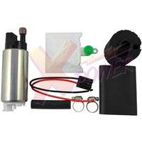 electric fuel pump - Xpower LPH High Flow Pressure Performance Electric Fuel Pump Universal Install Kit GSS341