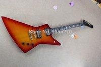 Wholesale Electric Guitar String Snakebyte Custom James Hetfield Rose Wood guitar In Stock