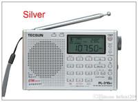 Wholesale 2015 NEW Tecsun PL310ET Full Band Radio Digital Demodulator FM AM Stereo Radio TECSUN PL