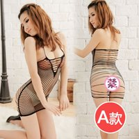 Cheap 2013 New Hot Sexy Revealing Lingerie For Women,Exotic Sheer Fishnet Pole Dance Clothing,Stripper wear,Teddies,Catsuit Clubwear