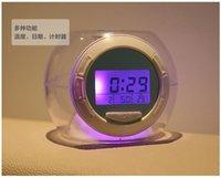 alarm desktop gadget - electronic new alarm clock home decor gadget atmos desktop single clock crafts relogio digital led novelty households watch