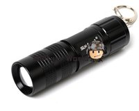 airsoft charger - Airsoft Tactical Military Hunting Forest Tiger SLH H520 CREE Q5 LED Mode Lumens LED Flashlight Black with Charger order lt no track