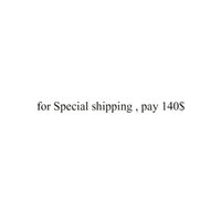 Wholesale for Special shipping pay