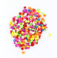 Wholesale 150g Pack of Colorful Aquarium Gravel Fish Tank Decoration z1701